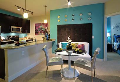 Bell Arlington Ridge Dining Room