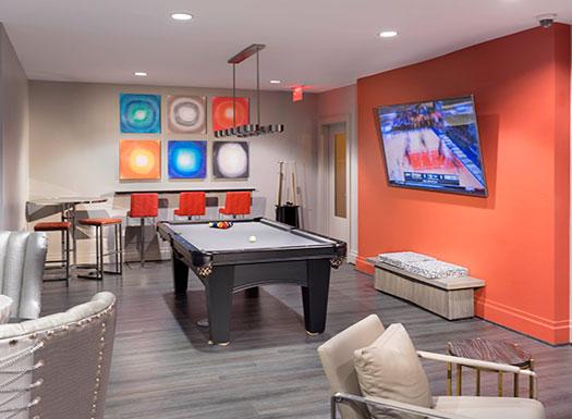 Bell Resident Lounge